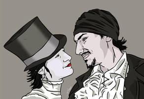 Lovers by tranenlarm