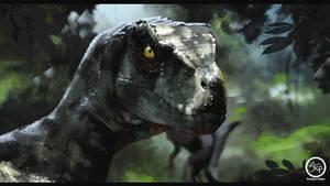 raptor by tranenlarm