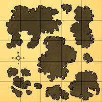 V1 Raythe: DToFF World Map V2 by manomow