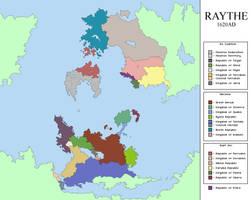V2 Raythe: 1620AD by manomow