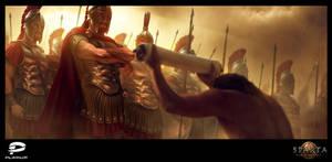 Sparta: War of Empires by Samarskiy