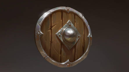 Wooden Shield Tutorial (RU) by Samarskiy