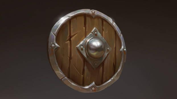 Wooden Shield Tutorial (RU) by Samarskiy