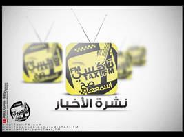 Taxi FM Logo by ElJanGoo