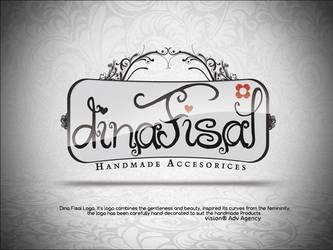 Dina Fisal Handmade - Logo by ElJanGoo