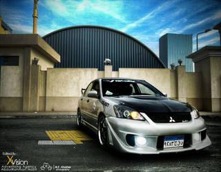 Mitsubishi Lancer by ElJanGoo