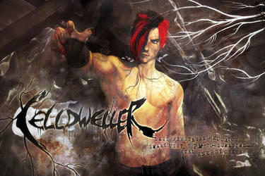 faux celldweller poster by GunnerRomantic