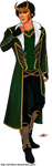 Loki Agent of Asgard by Erkillers