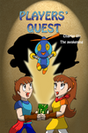 Player' Quest cover01 by Amandaxter