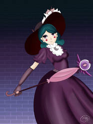 Eclipsa queen of darkness by CelestialDaisy