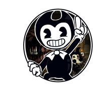 Bendy Stiker/Bendy and the ink machine by Miu-Chan16