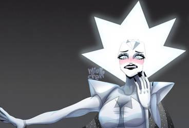 White Diamond / Steven Universe by Miu-Chan16