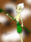 Reaper's Harvest: Char Ref: Sparx by Yo-Snap2