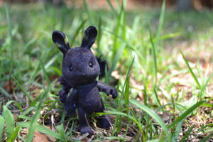 Umbreon Calico Critter pic 1 by Yo-Snap2