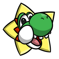 Mario Party - Yoshi Party Star by EnterMEUN