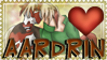 Aardrin Stamp by DragonPress