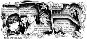 Bards Comic Relaunch Strp 42 by DragonPress