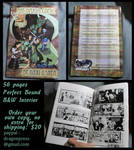 The Bards Comic Book Graphic Novel by DragonPress