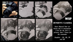 Jensen's Camera - WIP by DragonPress