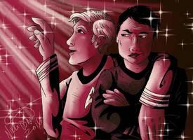 Star Trek - Look At It Bones by DragonPress
