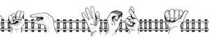 Finger Spelling - Looking For a Sign breaker by DragonPress