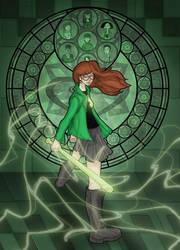 Magic is Green by beatnikshaggy