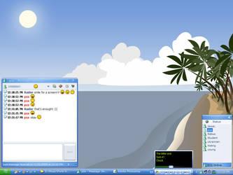 Just another desktop by raideronline