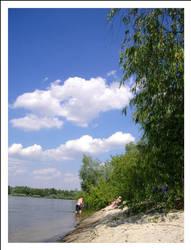 Summer river by raideronline