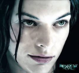 Resident Evil - AliceResident by Kot1ka
