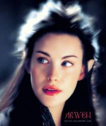 Arwen Undomiel by Kot1ka