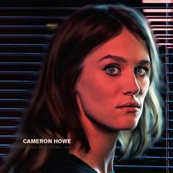Cameron Howe by Kot1ka