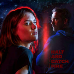 Halt and Catch Fire by Kot1ka