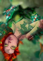 Poison Ivy by Mark42m
