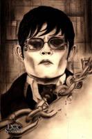 Dark Shadows Barnabas by Kelly11AtTheDisco