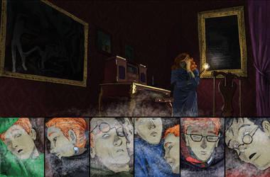 The Woes of Mrs. Weasley by MartinTenbones