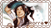 Korra Stamp by starfire-wolf