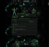 Warhammer 40k Site Tomb Overlay by R1EMaNN
