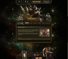 Warhammer 40k Site Waagh Overlay by R1EMaNN