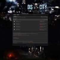 Dis City FRPG Design by R1EMaNN