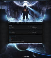 Sci-Fi design concept by R1EMaNN