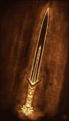 Witcher Sword by R1EMaNN