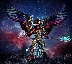 Magnus the Red by R1EMaNN