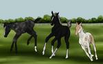 Three Little Gizmos by TimberLakeLaneEC