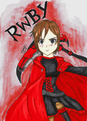 Ruby Rose by RubieLightning