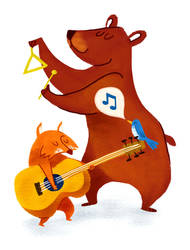 Animal Sounds by govango