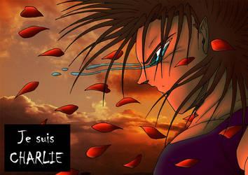 JeSuisCharlie (Tears) by kalliasx