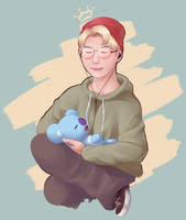 Happy Namjoon Day by Spirit-Dude