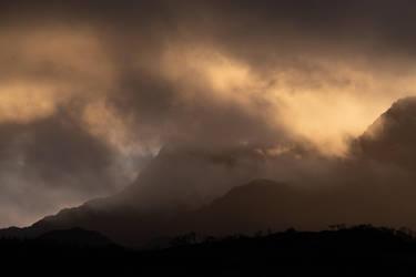 Lofotenlight by ushah