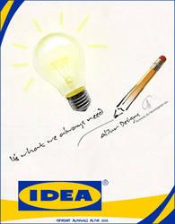 IDEA by Almowali-Al7ur