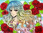 Blossom Girl by Demon-Child-2